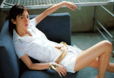 Chiaki Kuriyama Picture